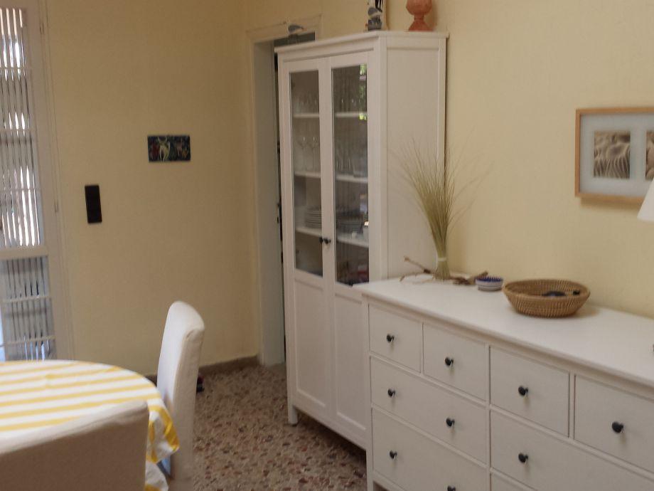 Ferienhaus siepen bibione frau ulla siepen - Essecke wohnzimmer ...