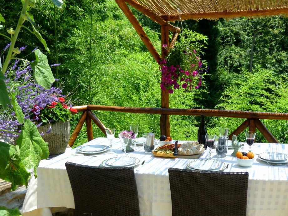 "Dining area "" al fresco"" Ortensia"