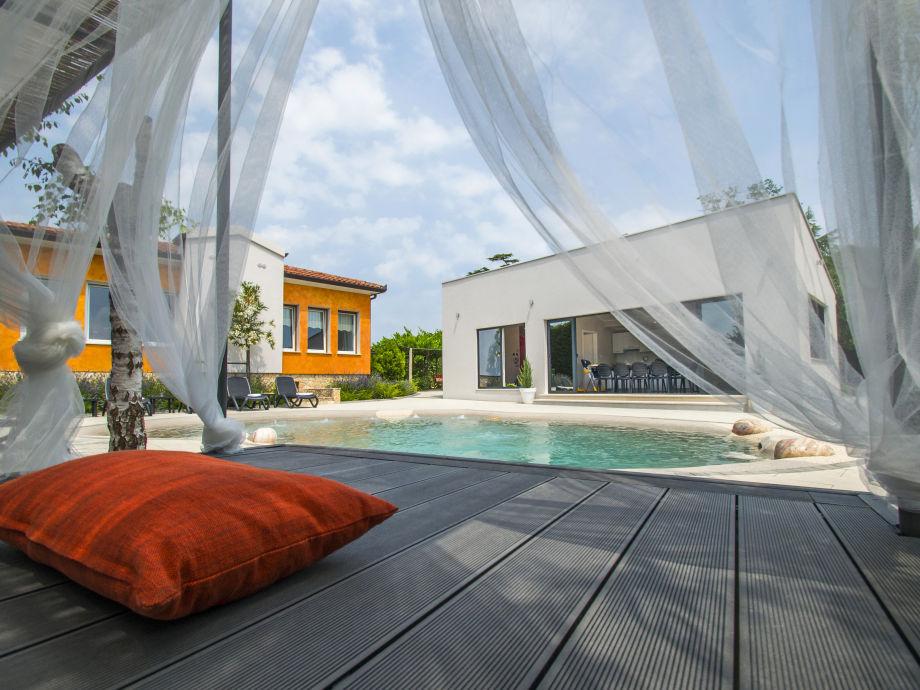 Außenaufnahme Villa Franka