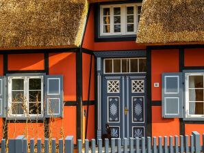 Ferienwohnung Büdnerhaus am Bodden 01 (EG)