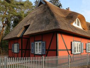Ferienwohnung Büdnerhaus am Bodden 02 (OG)