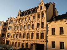 Ferienwohnung Haus Gründerzeit - 3-Zimmer