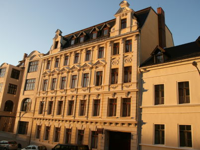 Haus Gründerzeit - 3-Zimmer
