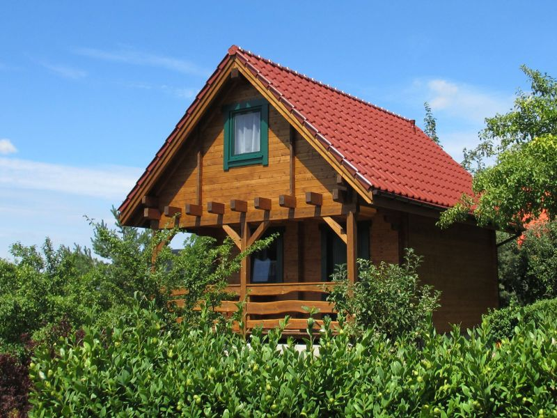 Ferienhaus House on a hill