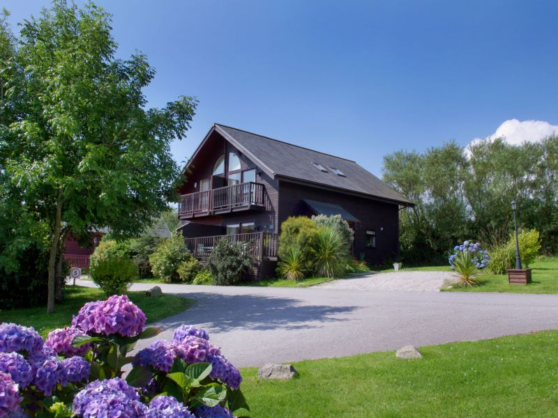 Ferienhaus Lowen Lodge
