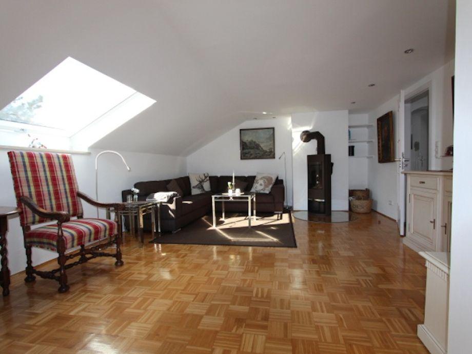 Holiday apartment - No title -, Garmisch-Partenkirchen - Firma Alpenferienwohnungen - Ms. Heike ...