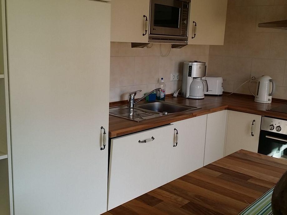 Untere Küchenzeile ~ ferienhaus deichkate, norden norddeich firma fs vermietungsservice firma gudrun mulder