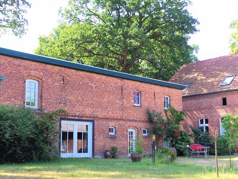 Ferienhaus Landhaus zur Alten Tabakscheune