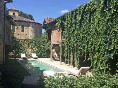 Maison Romaine Romantique