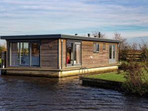 Hausboot Woonboot Earnewald