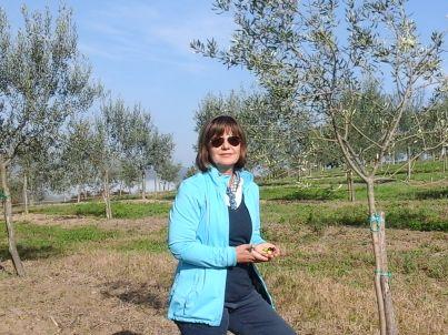 Your host Biljana Milevoj