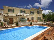 Istrische Stein Villa (6+0)