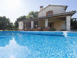 Istria Stone Villa B. 6+2