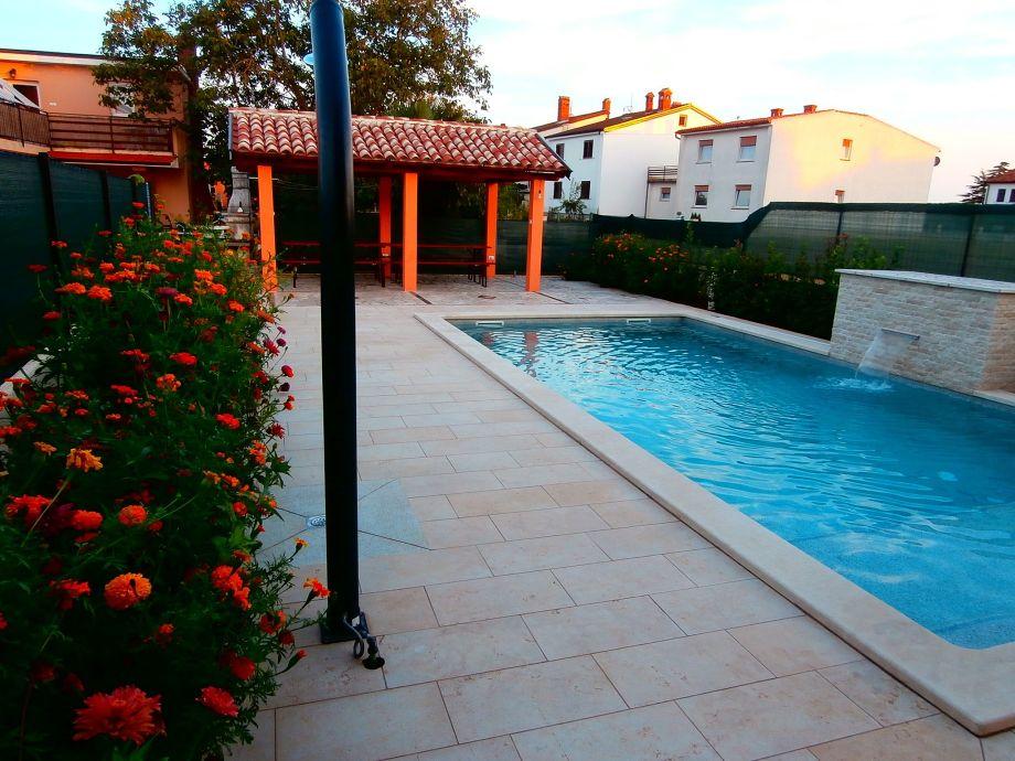 Pool apartments Kendjel