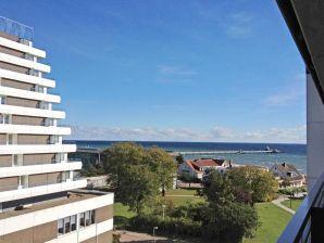 Ferienwohnung Kaiserhof Apartment 665, Typ J