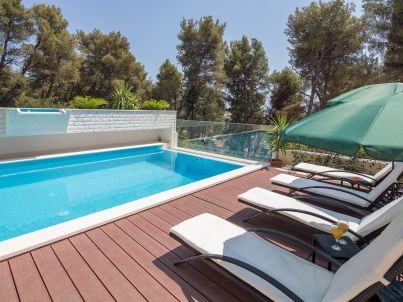 Superior apartment - Villa Fani