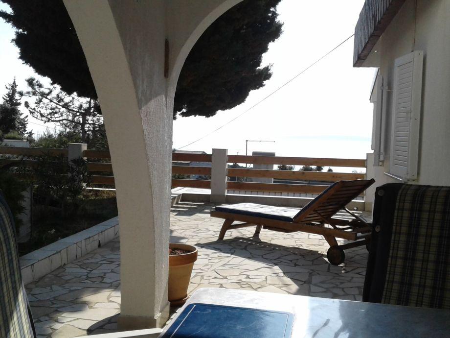 Sunshine house - Terrasse