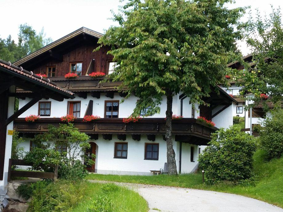 Die Bayerwaldhäuser