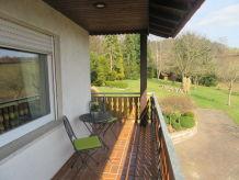 Ferienwohnung Die Kleine mit Balkon