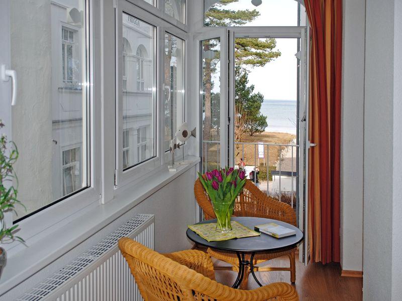 Ferienwohnung Nr. 16 in der Villa Freia