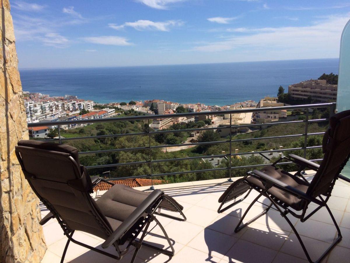 luxus ferienhaus casa paraiso portugal costa de lisboa. Black Bedroom Furniture Sets. Home Design Ideas