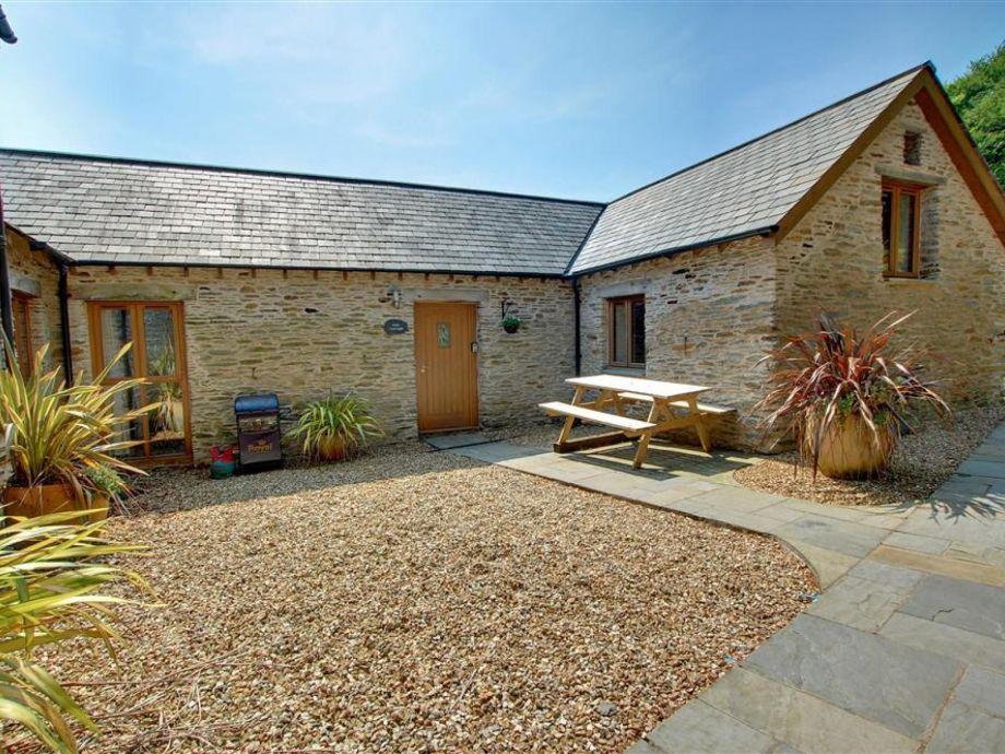 Außenaufnahme Oak Cottage