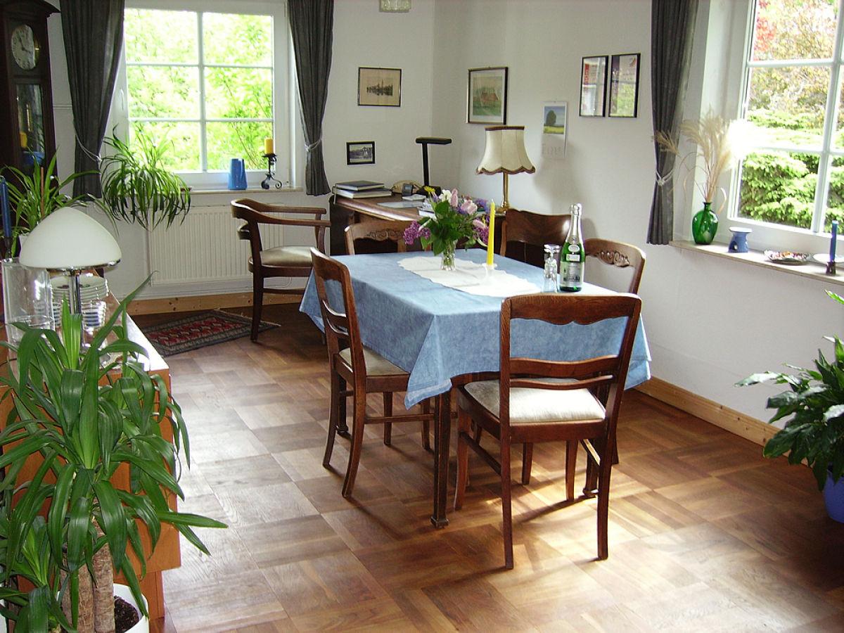 Ferienhaus Hattlundmoor, Flensburger Außenförde, Landschaft Angeln ...