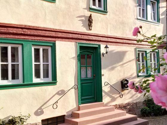 ferienhaus weinbauernhaus fischergasse 1 unterfranken. Black Bedroom Furniture Sets. Home Design Ideas
