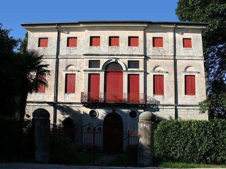 Außenaufnahme Villa Fiorita Tre