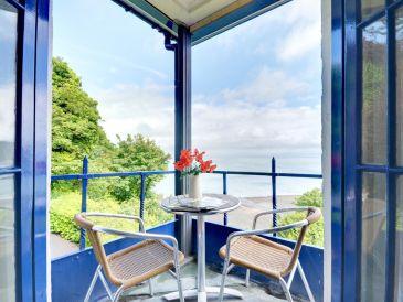 Ferienwohnung Penthouse Channel View