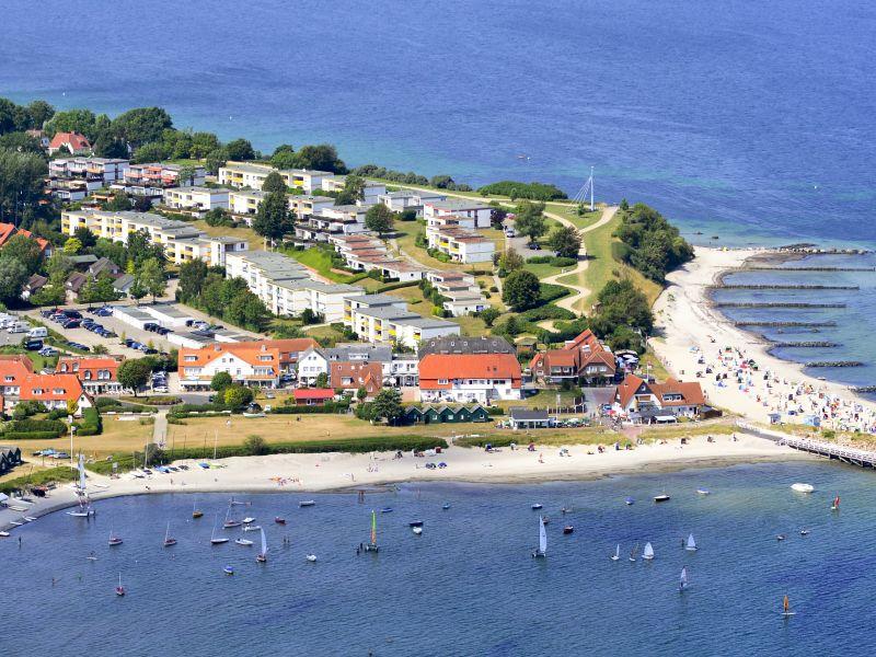 Ferienwohnung Rosenbrook Seelust