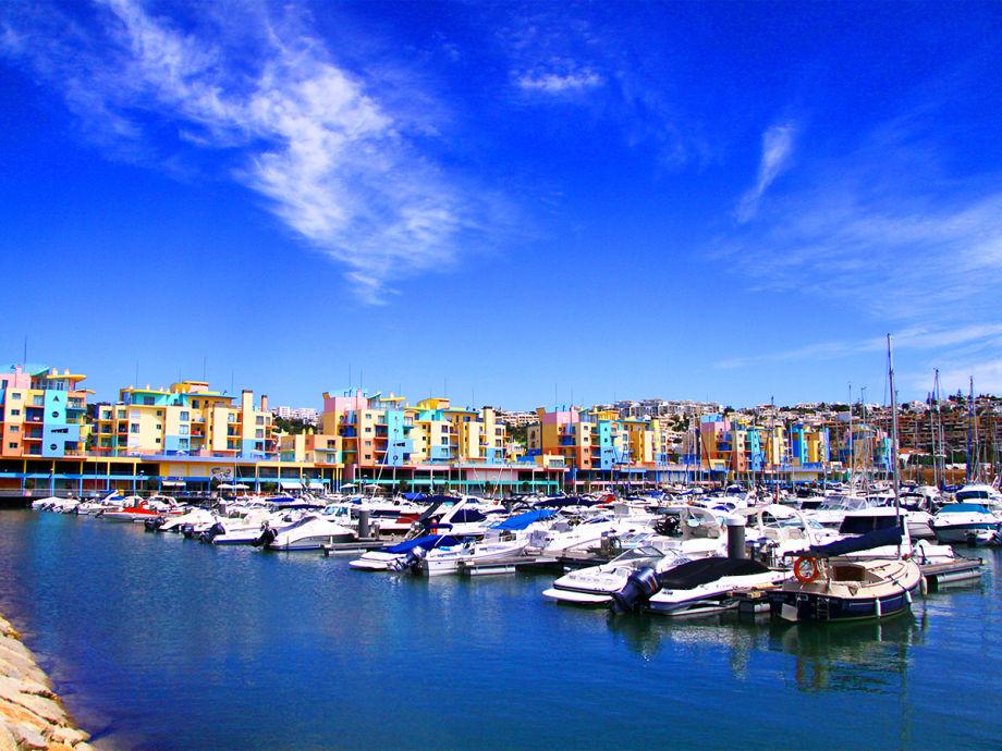 Ferienwohnung für 4 Personen in Albufeira Marina