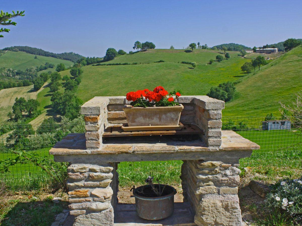 Villa amata urbania firma dh villas di luchini for Gemauerter grill