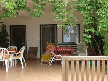 Gästezimmer auf dem Weingut Jauk