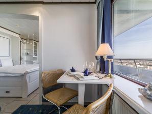 "1-Zimmer-Apartment ""Deck 13"" Haus Metropol"