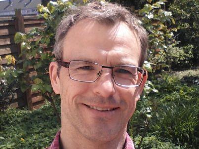 Ihr Gastgeber Peter Haßelberg