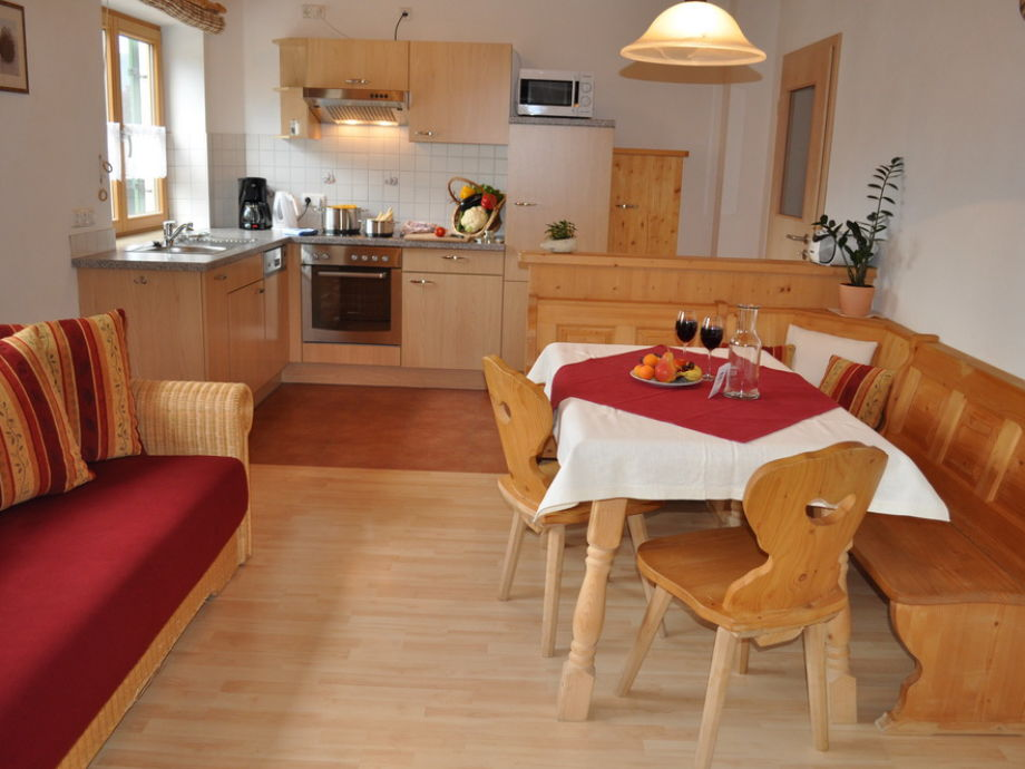 Küche - Fewo 1 - Erdgeschoss
