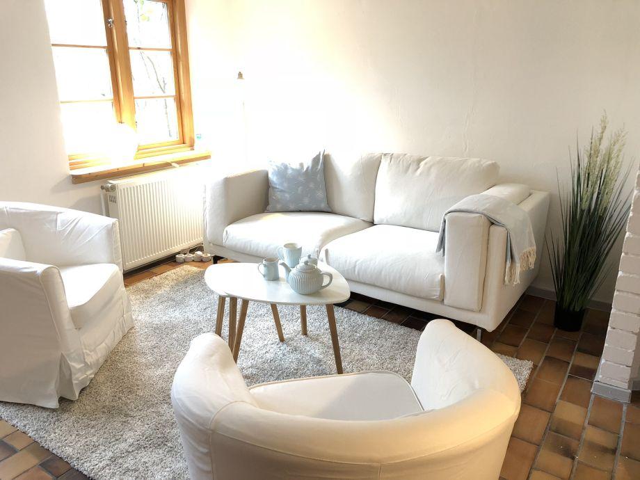 ferienwohnung l ttd ns im haus am deich halbinsel. Black Bedroom Furniture Sets. Home Design Ideas