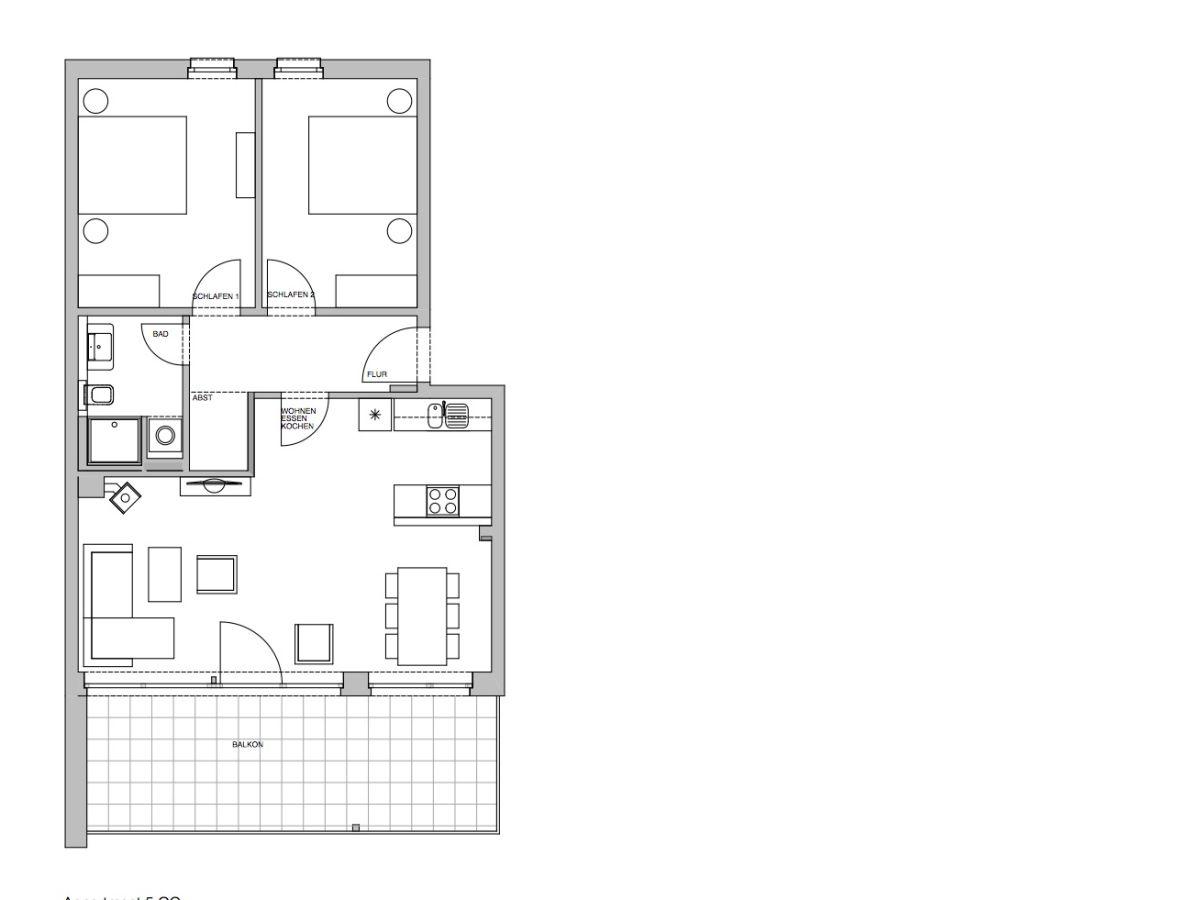 seeblick apartment suite weisses haus plau plau am see firma plusvalia gmbh jan henrik ram. Black Bedroom Furniture Sets. Home Design Ideas