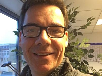 Your host Jan-Henrik Ram