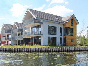 Lake view apartment - Suite - Weisses Haus Plau