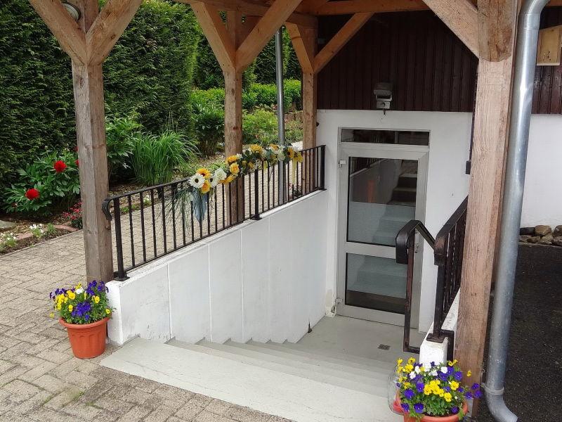 Ferienwohnung Haus Gloyer