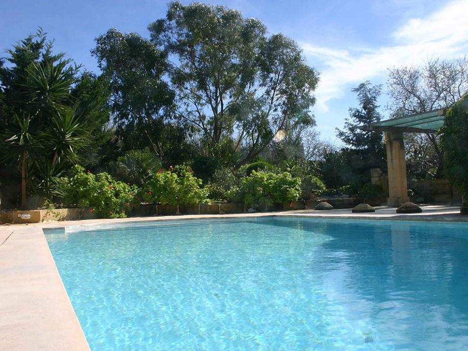 Ta Gola Privaten Garten und Pool