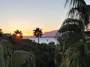 Ferienwohnung Penthouse für 4 Personen Strandnahe