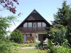 Ferienhaus - Sass, Erdgeschoss
