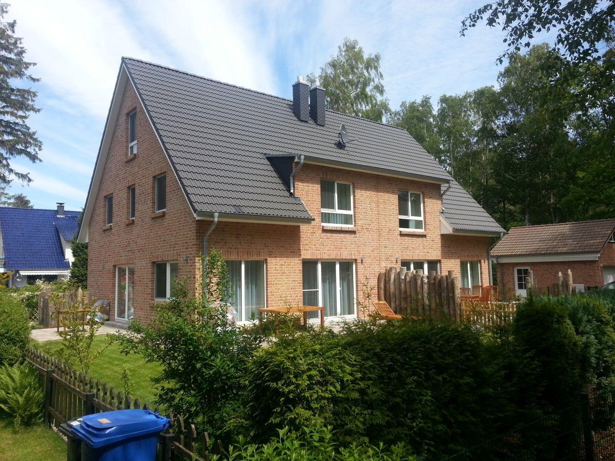 Ferienhaus Strandvilla Birkenallee, Haus Meerzeit, Ostsee, Dierhagen ...