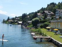 Ferienwohnung Strandschlößl Traumlage direkt am Millstätter See