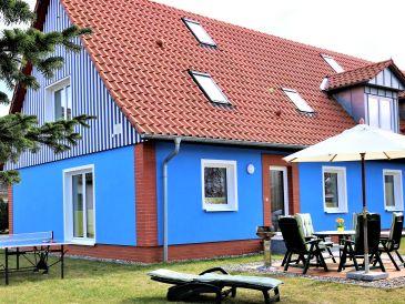 Ferienhaus Das Blaue