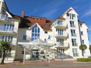 Ferienwohnung Strandhotel 19