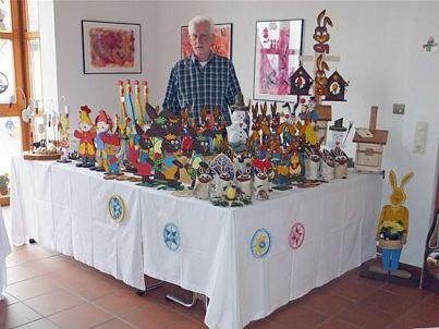 Ihr Gastgeber Manfred Kleinmann